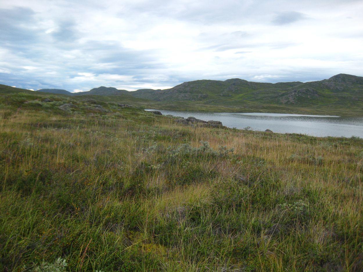 Die ersten 3 Seen