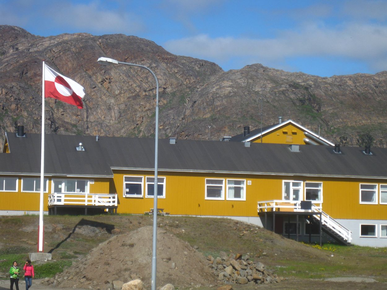 Schule in Sissimiut