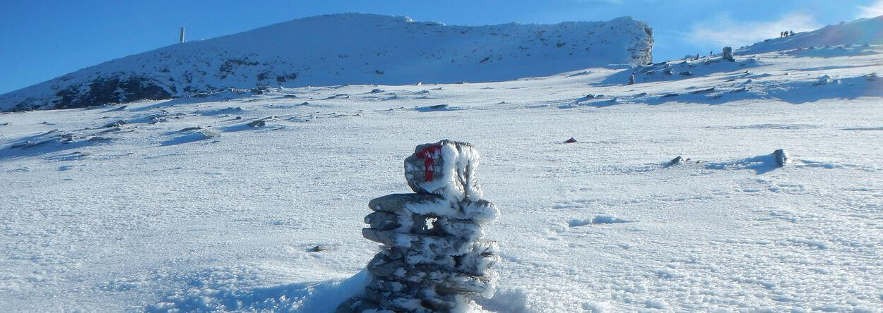 Trekkingtour - Norwegen,Dovrefjell und Trollheimen